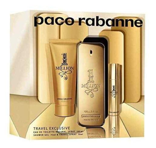 Paco Rabanne One Million 100ml + Blinde Original U.s.a