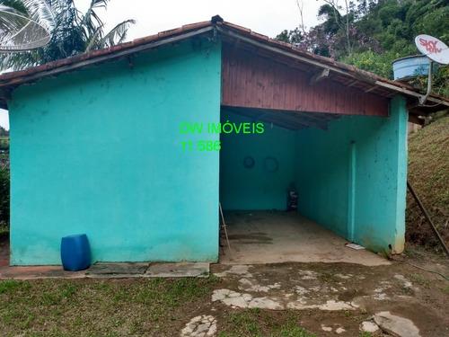 Juquitiba/chácara C/bela Casa E Pomar/ac/propostas/ref:04914