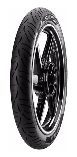 Cubierta delantera para moto Pirelli Super City para uso con cámara 2.75-18 P 42