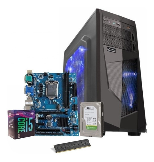 Pc Gamer Intel Core I5 8400 4.0 Ghz Turbo 8gb Ddr4 Hd 1 Tb