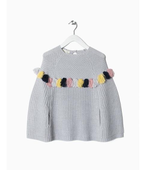 Poncho Infantil Menina - Zippy - Kid Girl - 6482885