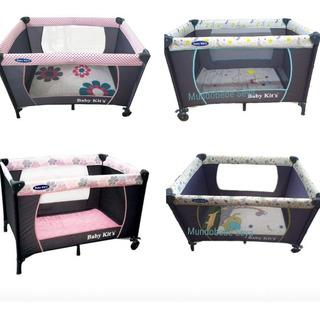 Corral Corralito Plegable Portátil Baby Kits Bebe Niña Niño