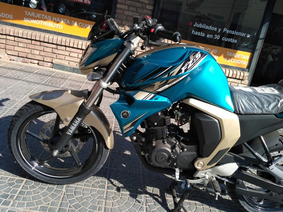 Yamaha Fz-s Okm Ahora 12 Y 18