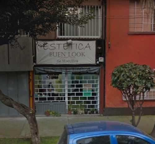 Local Para Estética A Pie De Calle En 5 De Febrero