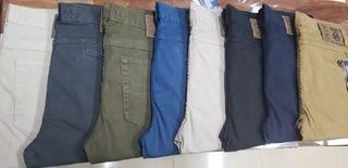 Pantalones Drill Colores En Mercado Libre Peru