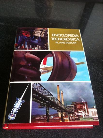 Enciclopédia Tecnológica Planetarium - 7 Volumes