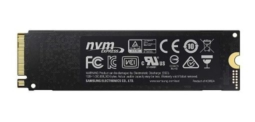 Ssd M.2 1tb Samsung 970 Pro Pcie Gen3. X4 Nvme 1.3 V-nand
