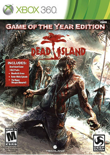 Dead Island: Game Of The Year Edition X360 Nuevo