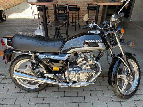 Imagem 1 de 14 de Honda Cb 400