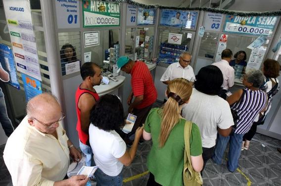 Vendo Lotérica Na Região Do Grajaú/sp
