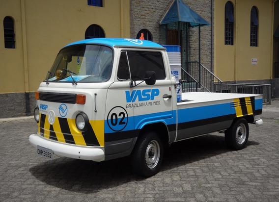 Vw Kombi Pick Up Vasp 78 Mil Km (1988)