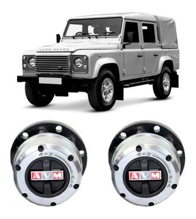 Roda Livre Manual Land Rover Defender 4x4 1996 97 98 Avm Par