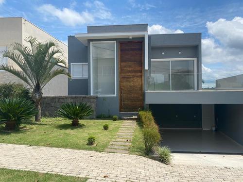 Casa Com 3 Dormitórios À Venda, 269 M² Por R$ 1.500.000 - Portal De Bragança - Bragança Paulista/sp - Ca0782