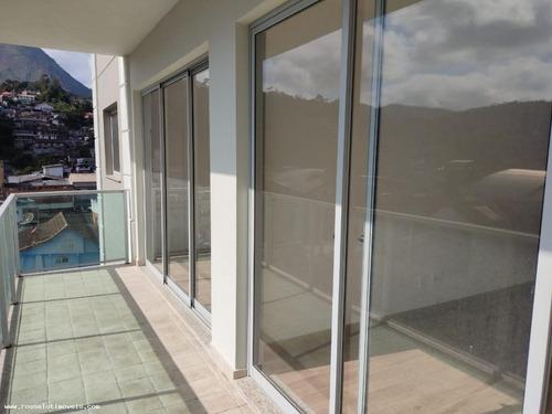 Imagem 1 de 15 de Apartamento Para Venda Em Teresópolis, Tijuca, 3 Dormitórios, 1 Suíte, 3 Banheiros, 2 Vagas - Ap567_1-1952930