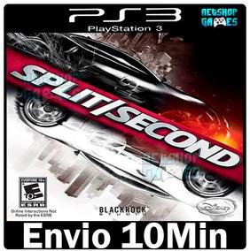 Split Second Baixe Agora Psn Playstation3 Ps3