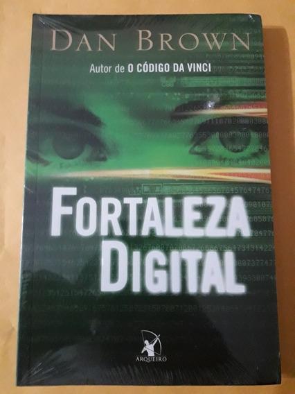 Livro Fortaleza Digital - Original Novo E Lacrado