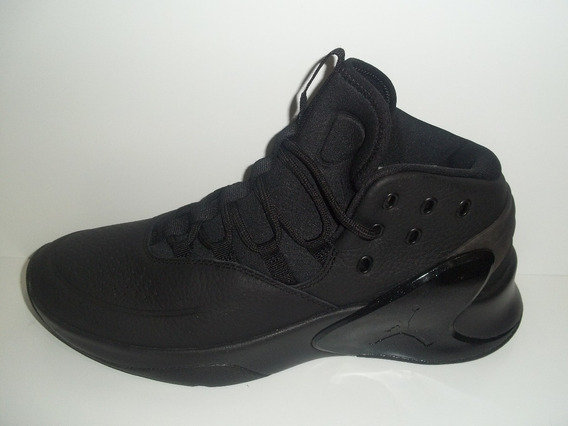 Tênis Nike Air Jordan Fly High Preto Novo Original