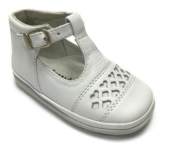 Zapatos Junior Niña Blanco Ju 0116 Corpez 32
