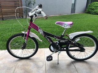 Bicicleta X Terra De Nena Rod.20