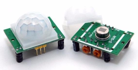 Módulo Sensor De Movimento Presença Hc-sr501 Pir Arduino