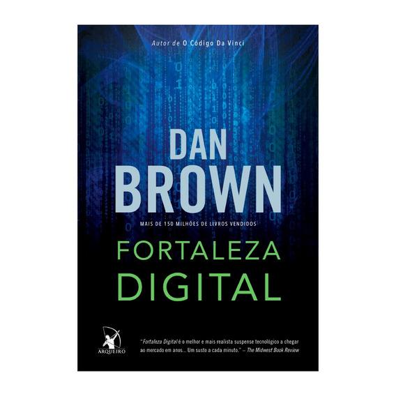 Livro Fortaleza Digital - Dan Brown