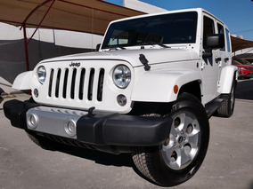 Jeep Wrangler 3.6 Unlimited Sahara 4x4 Aut