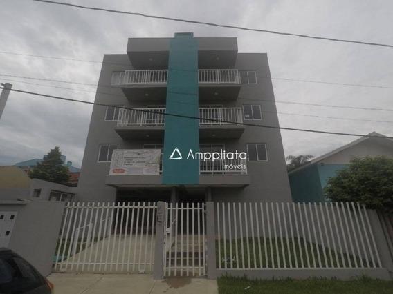 Apartamento À Venda Por R$ 169.000,00 - Jardim Orestes Thá - Quatro Barras/pr - Ap0240