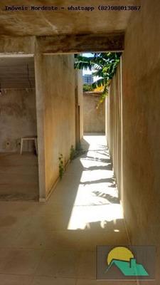 Casa Para Venda Em Maceió, Serraria, 3 Suítes, 2 Banheiros, 2 Vagas - C-017