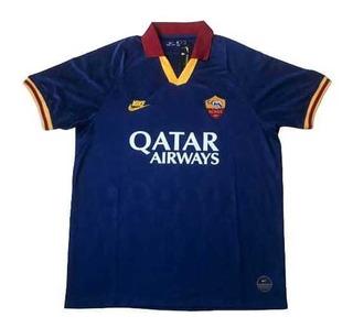 Camisas De Time Camiseta Roma 2019/2020