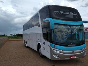 Ônibus Rodoviário Mercedez/marcopolo Ld 2015/16