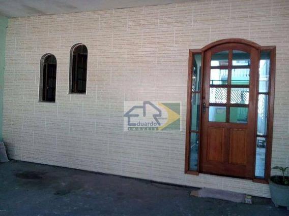 Casa Residencial À Venda, Vila Urupês, Suzano. - Ca0165