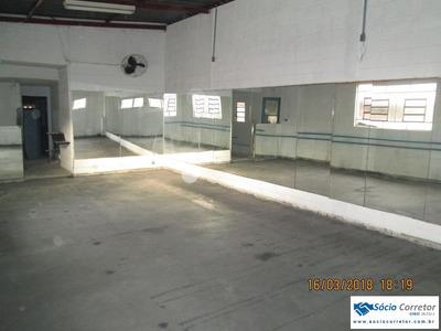 Salão Comercial - Vila Augusta - Ponto Comercial Para Aluguel No Bairro Vila Augusta - Guarulhos, Sp - Sc00431