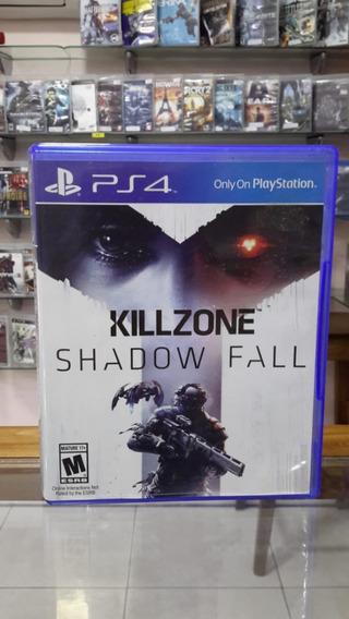 Ps4 Killzone Shadow Fall (mídia Física)