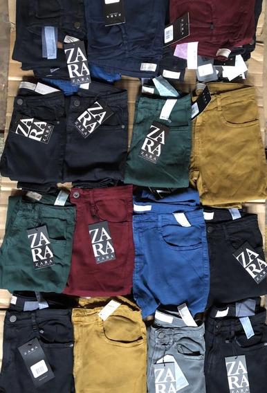 Pantalones Niños Zara Original Nuevos
