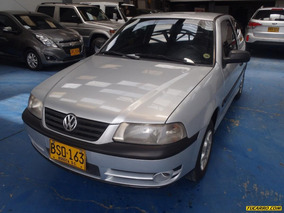 Volkswagen Gol 1.000cc