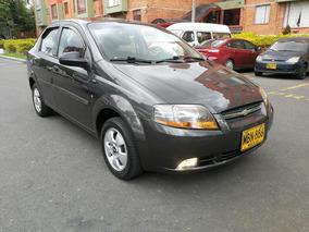 Se Vende O Se Permuta Chevrolet Aveo Ls 2012.