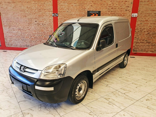 Peugeot Partner 1.4 Furgon Confort Gnc 2013