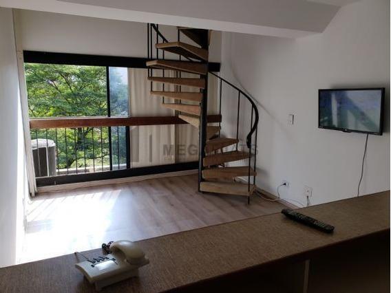 04315 - Flat 1 Dorm. (1 Suíte), Bela Vista - São Paulo/sp - 4315