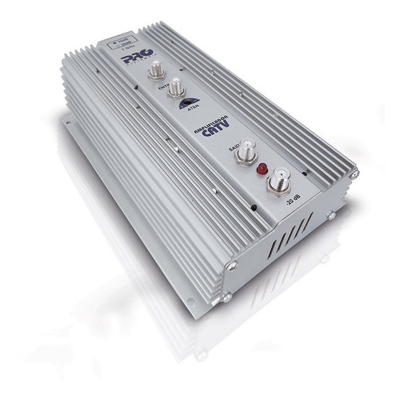 Amplificador De Potência 35 Db Proeletronic
