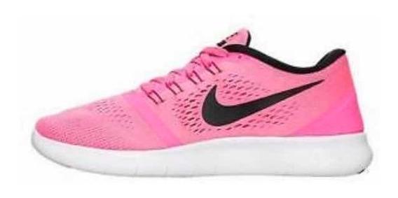 Tenis Nike Para Dama 25 Cm 8 Usa Free Rn