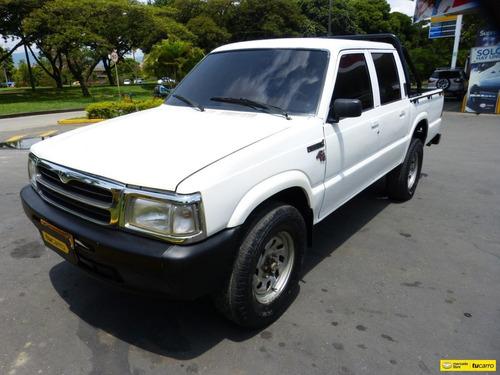 Mazda B2600 Mt 4x4 Doble Cabina