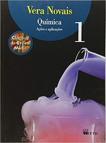 Química Ações E Aplicações 1 (livro Do Professor)