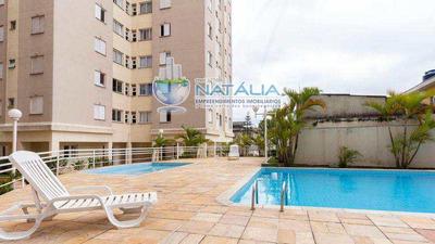 Apartamento Com 03 Dormitórios Sendo 1 Suíte Chácara Belenzinho - A62846