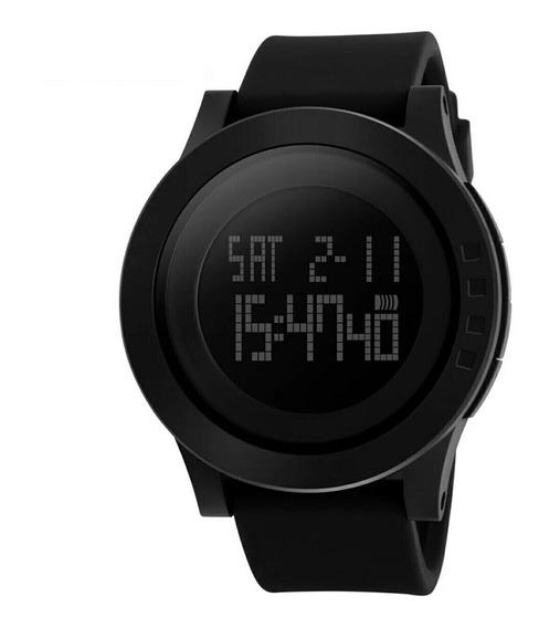 Relógio Masculino Esportivo Skmei Digital Original Luminoso