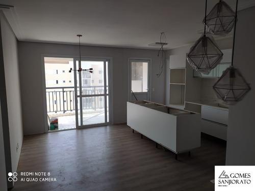 Apartamento Para A Venda No Bairro Campestre Em Santo André - Sp . - Ap01114 - 69198531