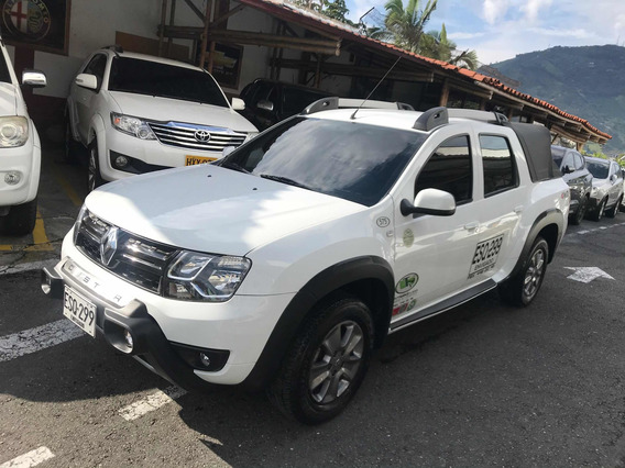 Renault Duster Oroch Dinamic 4x4