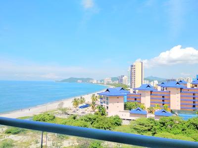 Excelente Apartamento Frente Al Mar