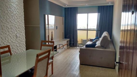 Apartamento Com 2 Dormitórios À Venda, 68 M² Por R$ 249.000 - Jardim Paulicéia - Campinas/sp - Ap17613