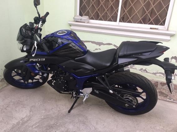 Vendo Hermosa Moto Mt03 2019
