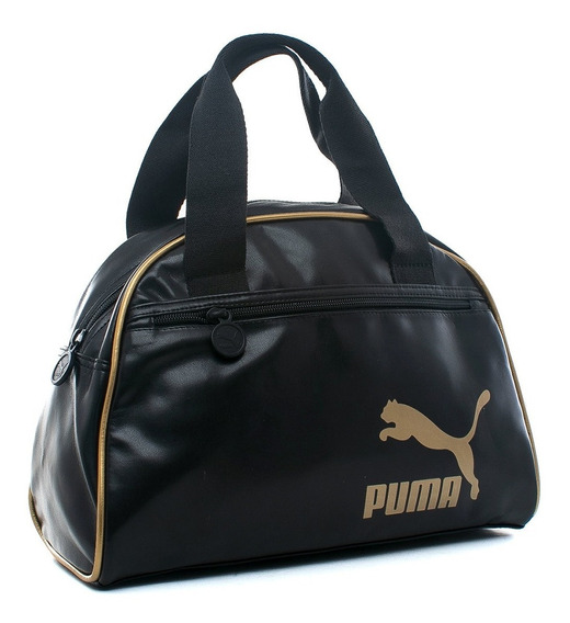 Bolso Puma Puma Spirit Handbag Negro - 073516/01